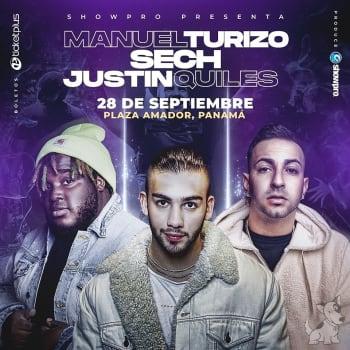 Sech MTZ - Manuel Turizo y Justin Quiles