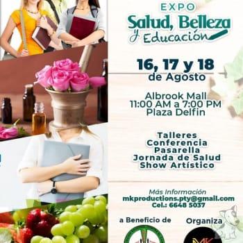 Expo Salud, Belleza y Educación