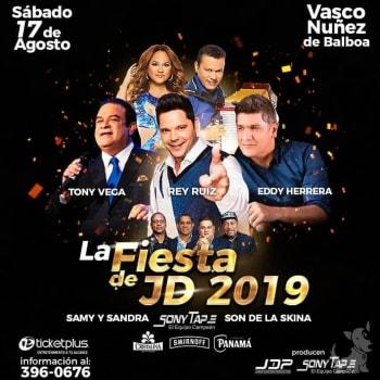 La Fiesta de JD 2019