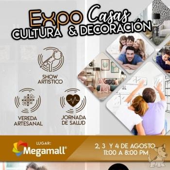 Expo Casas Cultura & Decoración