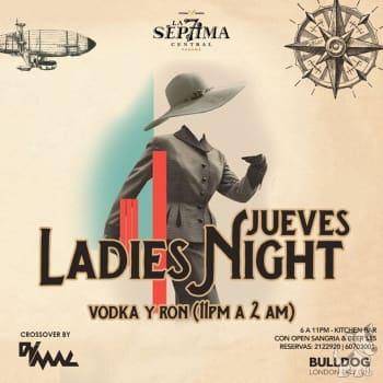 Jueves de Ladies Night