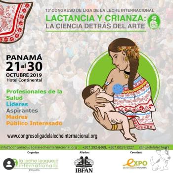 13º Congreso de Lactancia y Crianza: La ciencia detrás del arte
