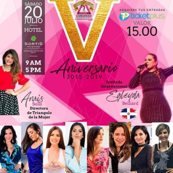 Congreso Internacional - El Triángulo de la Mujer