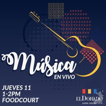 Música en Vivo en El Dorado Mall