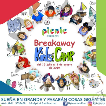 Breakaway Kids Camp