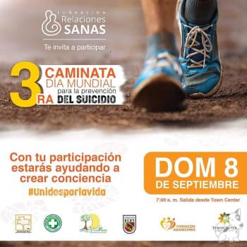 3era Caminata Día Mundial para la Prevención del Suc