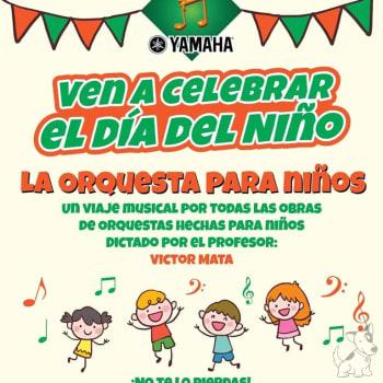 La orquesta para niños