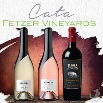Cata | Fetzer Vineyards: Adorada y 1000 Stories