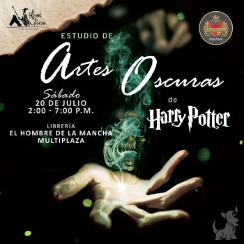 Estudio de Artes Oscuras de Harry Potter