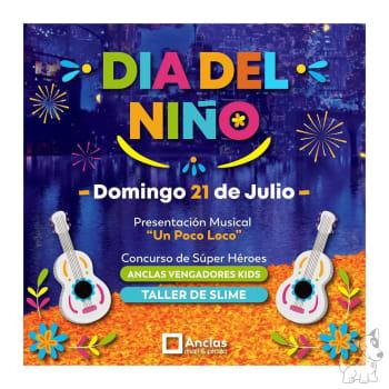 Dia del Niño en Las Anclas Mall