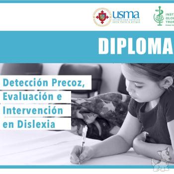 Diplomado Detección, Evaluación e Intervención en Dislexia