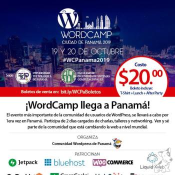 WordCamp Panamá 2019