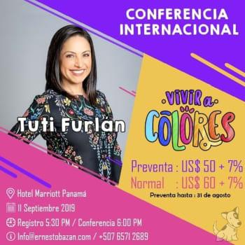 Conferencia Internacional Vivir a Colores