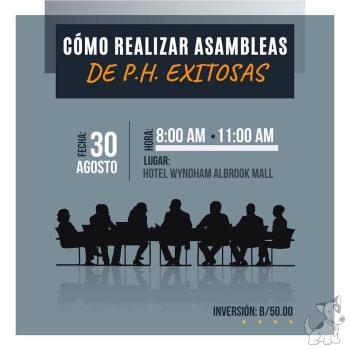 """""""Cómo Realizar Asambleas de P.H. EXITOSAS"""""""
