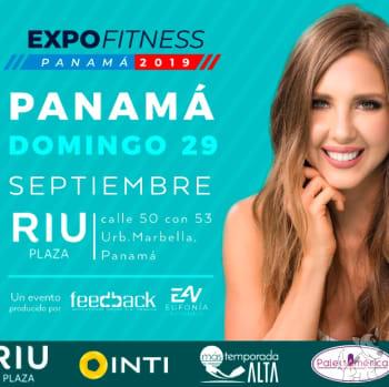Expo Fitness Panamá 2019 con Sascha Fitness Sin Filtros