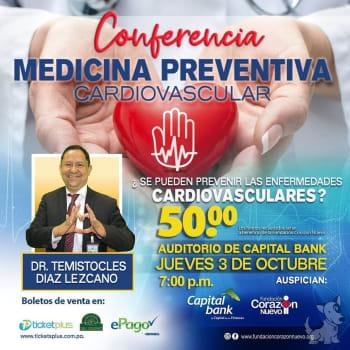 Conferencia Medicina Preventiva Cardiovascular