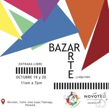 Bazar, arte y algo mas