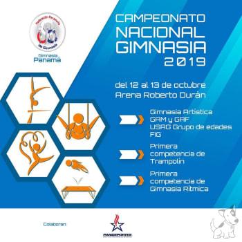 Campeonato Nacional Gimnasia 2019