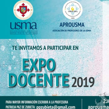 Expo Docente 2019