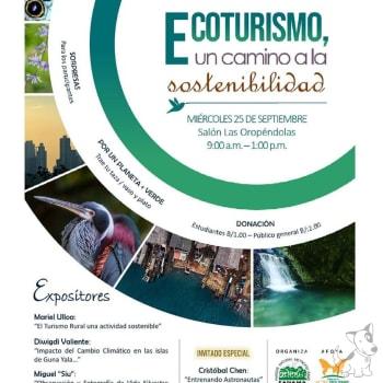 Ecoturismo, un camino a la sostenibilidad