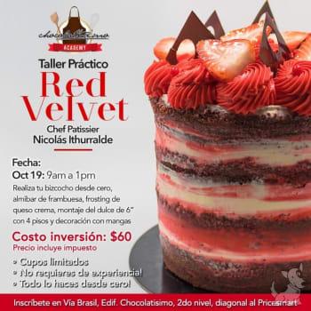 Taller Práctico Red Velvet