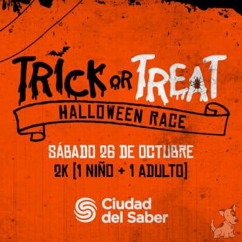 Trick or Treat Race Kids