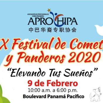 XX Festival de Cometas y Panderos 2020 de Aprochipa