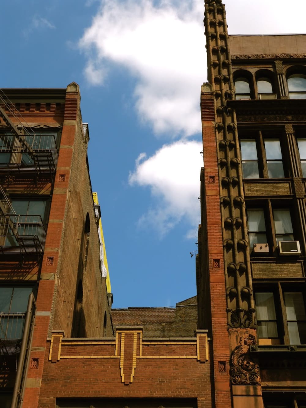 Vue de New-York - Karin Boinet