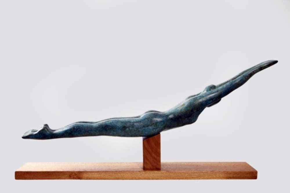 La nageuse - Christine Miller