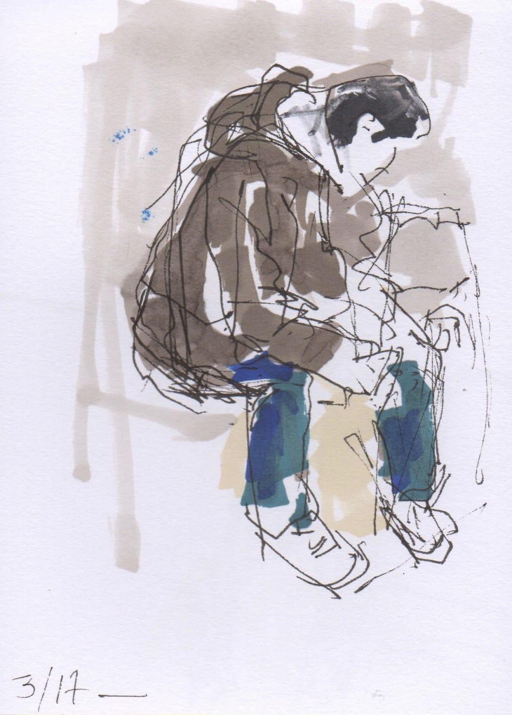 Metro station - Karin Boinet