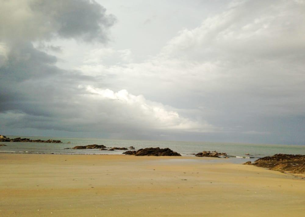 Vue mer II - Catherine  Bisiaux