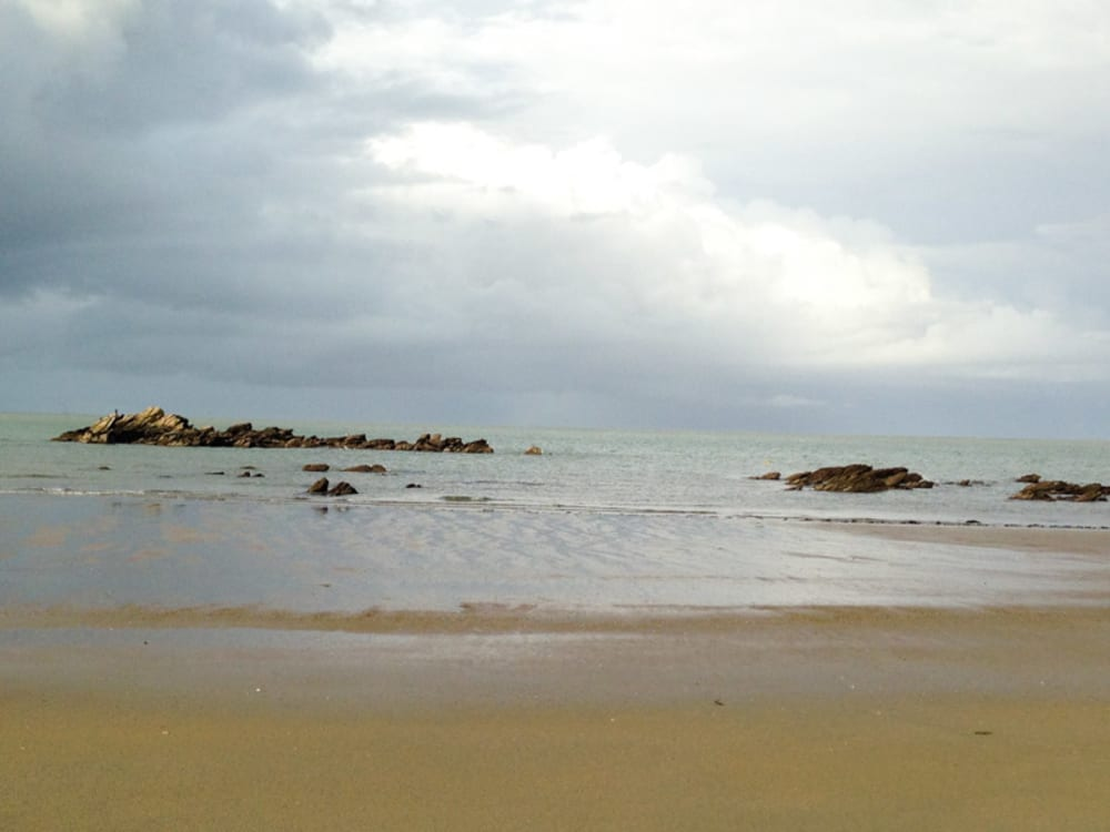 Vue mer - Catherine  Bisiaux