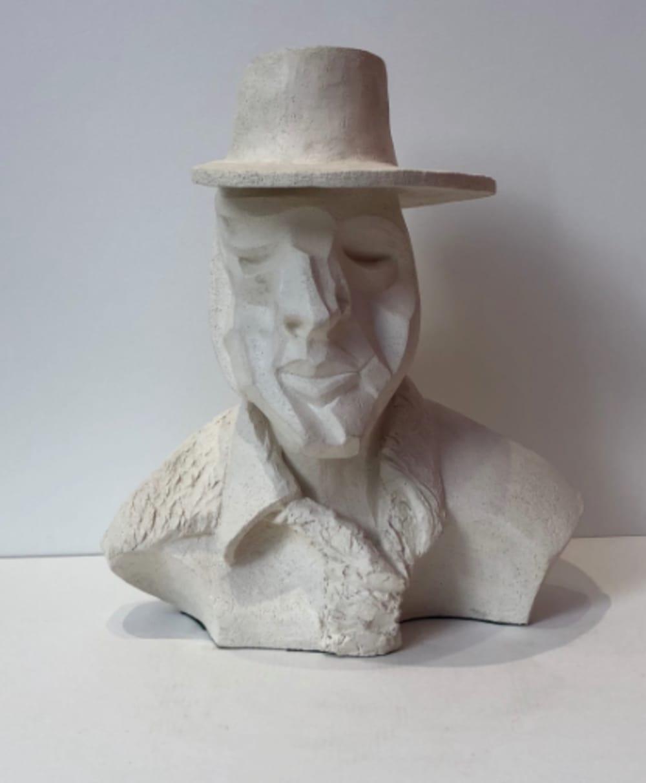 L'homme au chapeau - Lili Mirante