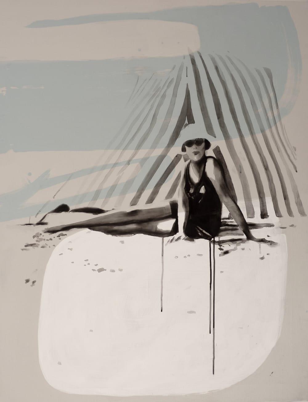A l'ombre  - Valérie Betoulaud