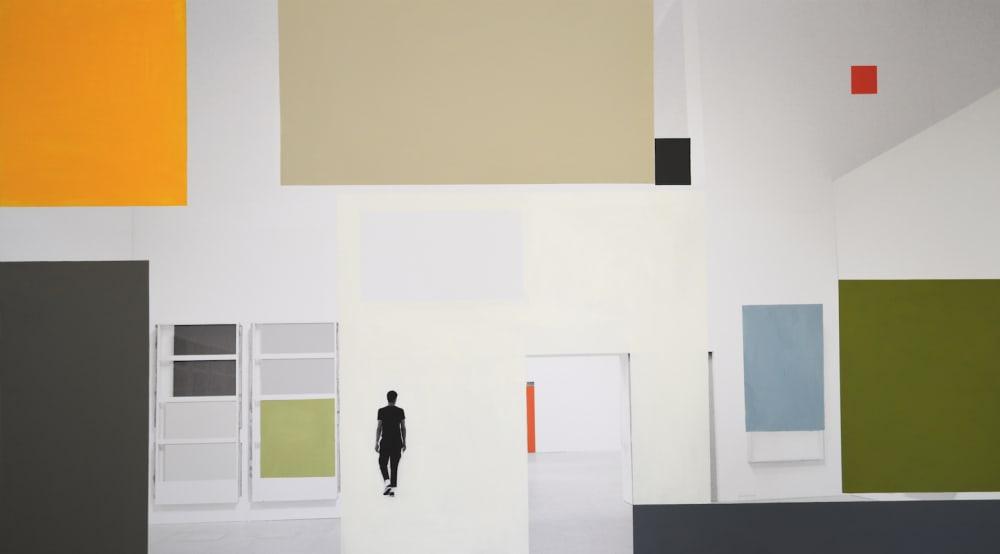 Introspection - Musée d'Art Moderne de Lisbonne  - Victoire d'Harcourt