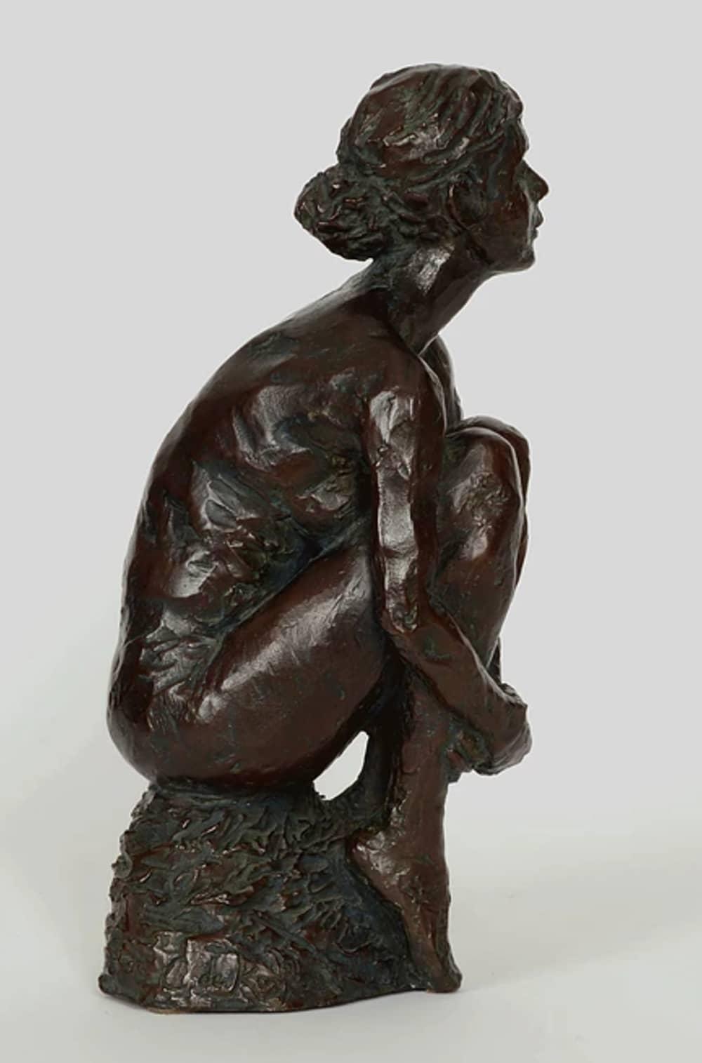 Perchée - Catherine de Kerhor