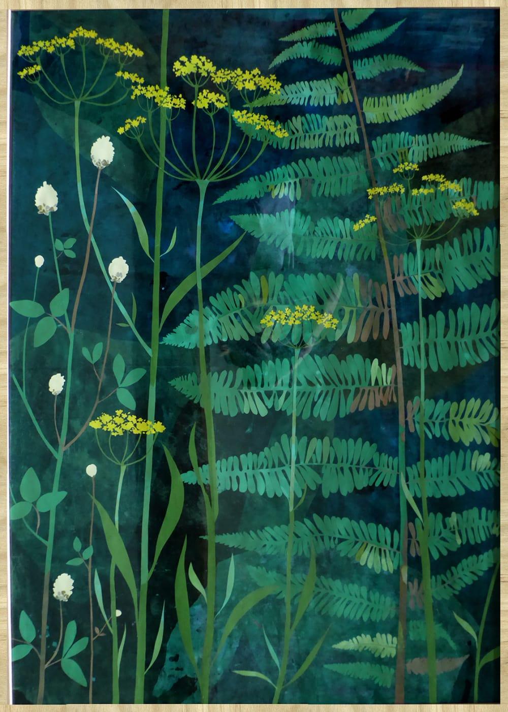 Garden II - Karine Daisay