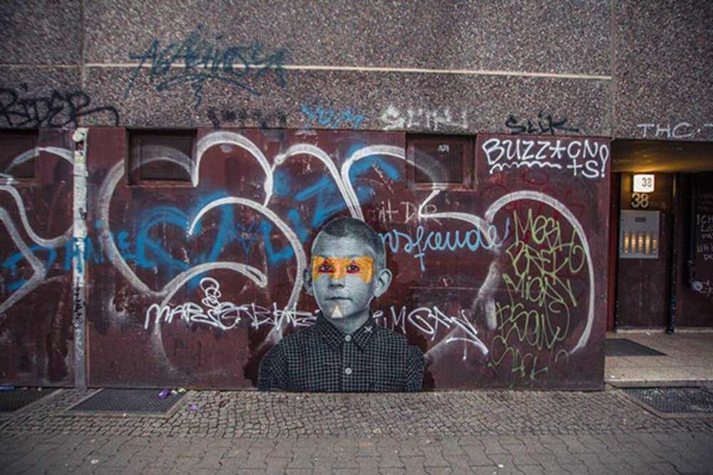 Dewey | Berlin, Wienerstrasse | 2016 - Jules Viera