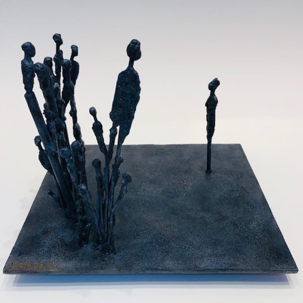 Face à face - Juliette Lanos Meynial