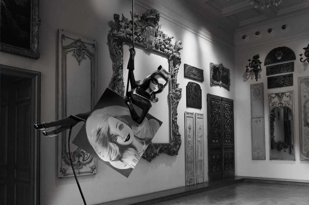 Dans le peau de Catwoman - Michel Tréhet