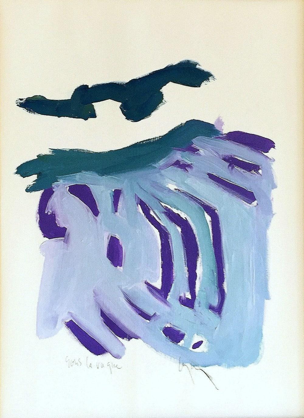 Sous la vigne - Nathalie Leverger