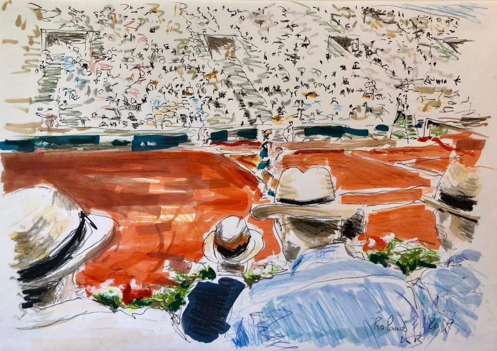 Roland Garros - Karin Boinet