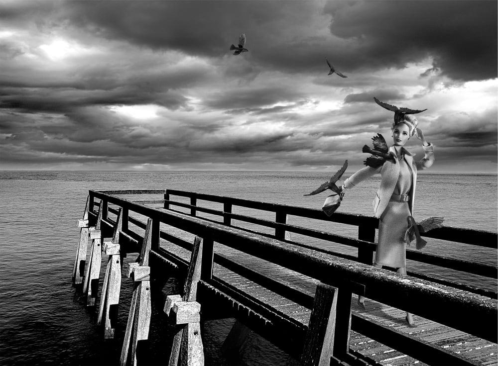 Les oiseaux  - Michel Tréhet