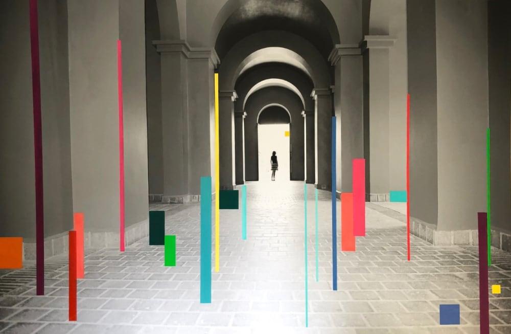 Introspection, nef  - Victoire d'Harcourt