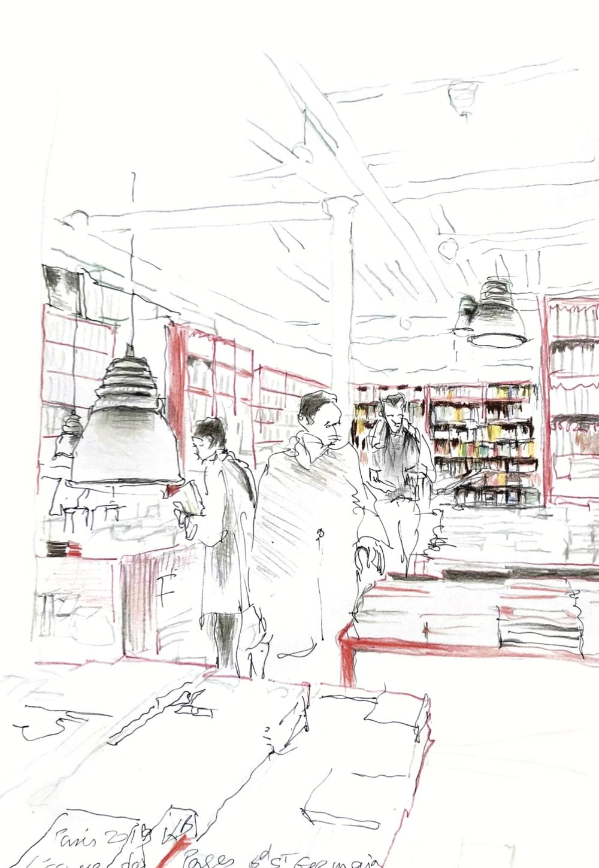 """Librairie """"L'écume des pages"""" - Karin Boinet"""