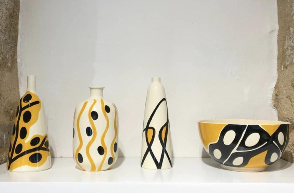 Céramiques Safran  - Valérie Le Roux