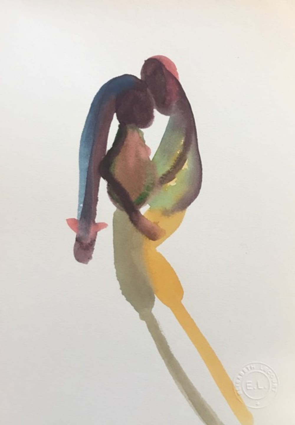 Chaleur et lumière - Elisabeth Lecourt
