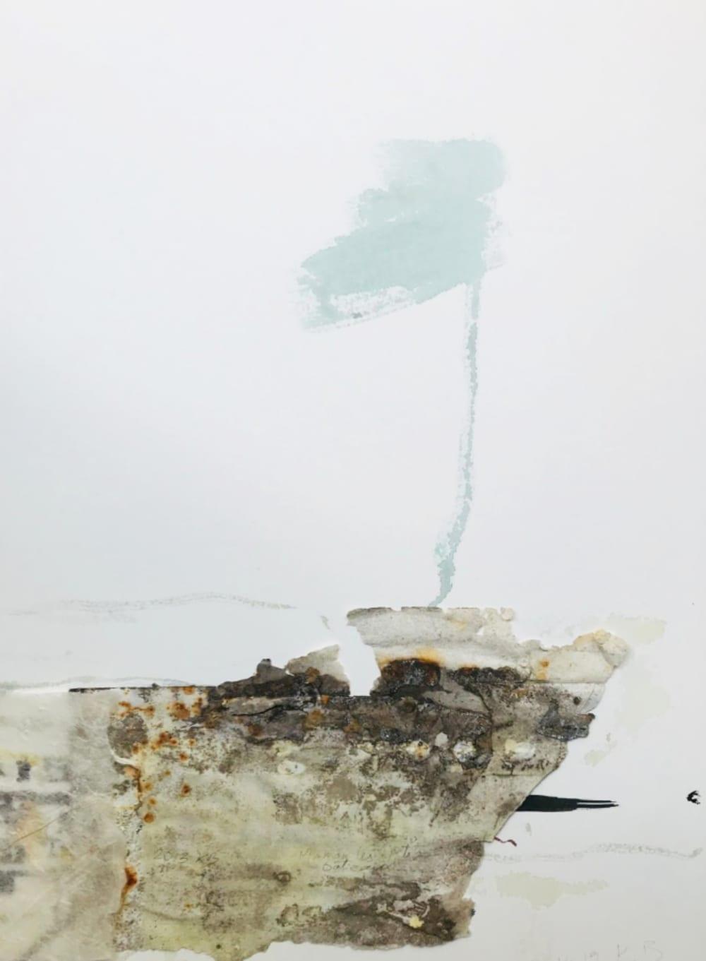 Le départ en mer - Karin Boinet