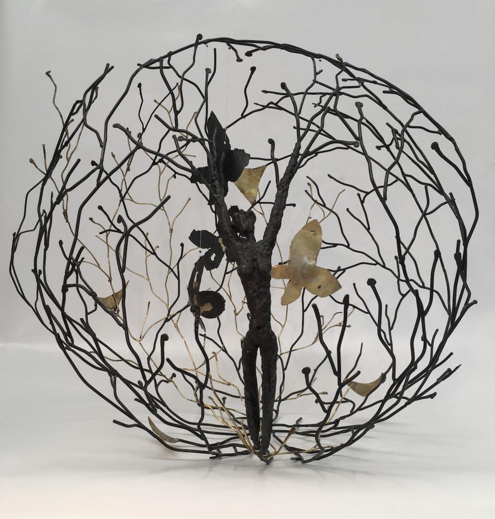 Mobile Chrysalide  - Juliette  Meynial