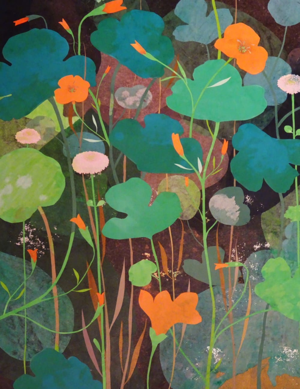 Les capucines  - Karine Daisay